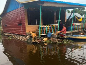 Floating Village Cambodia, Tonle Sap Lake