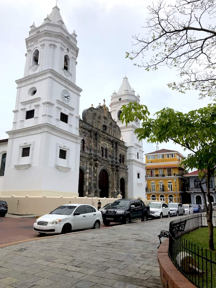 Panama City, Casco Viejo