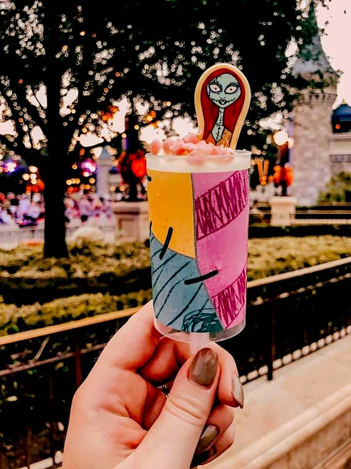 MNSSHP, Treats, Magic Kingdom