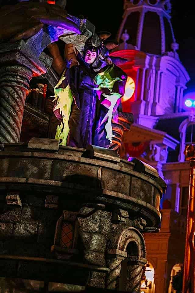 Hocus Pocus Villian Spelltacular, Magic Kingdom MNSSHP
