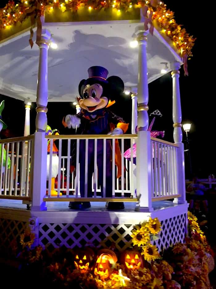 Mickey's Boo-To-You Parade, MNSSHP Magic Kingdom