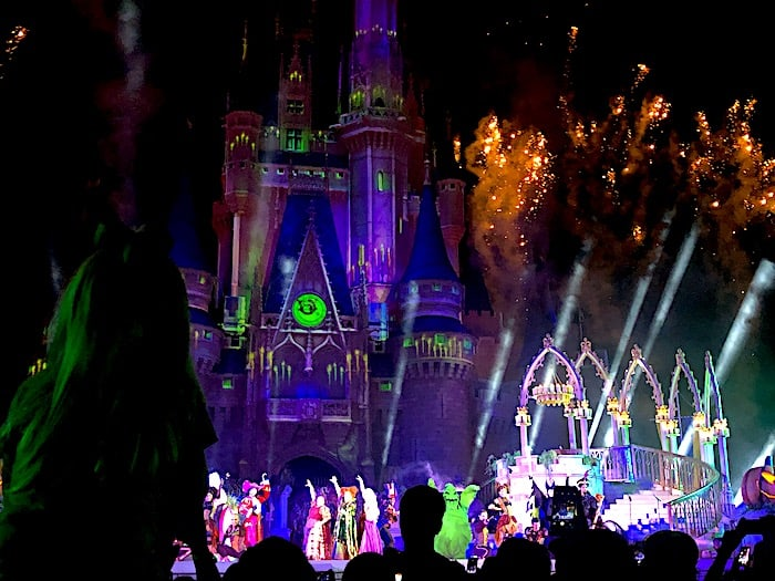 Hocus Pocus Villain Spelltacular, MNSSHP- Magic Kingdom