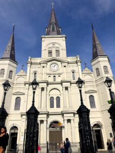 New Orleans, St Louis Cathedral