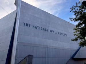 New Orleans, WWII Museum