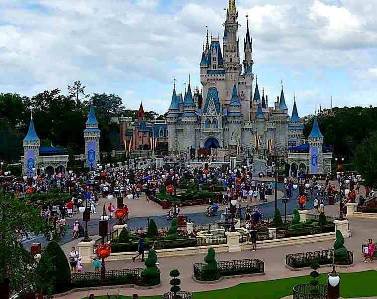 Cinderella Castle, Disney World
