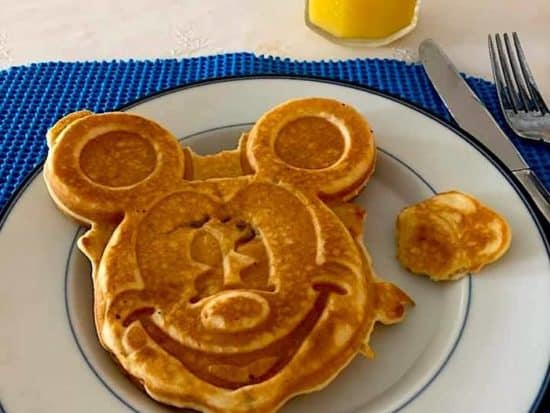 Mickey Waffles, Disney World