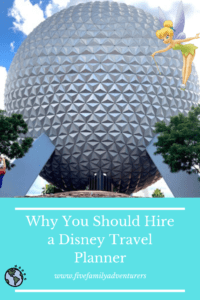 Disney World Travel Agent