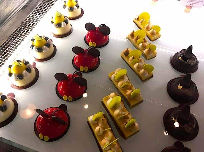 Dessert Parties, Walt Disney World