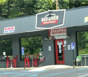 Red River Smokehouse, Kentucky