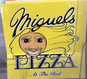 Miguels Pizza Red River Gorge, Kentucky