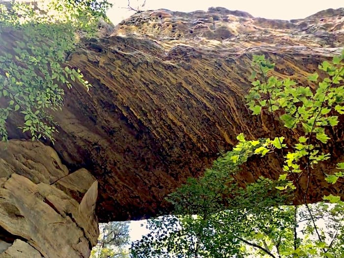 Natural Bridge, Red River Gorge Kentucky