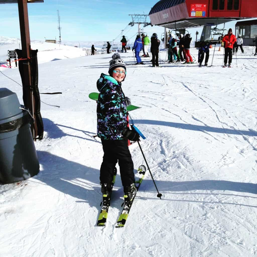 Great East Coast Ski REsorts for families